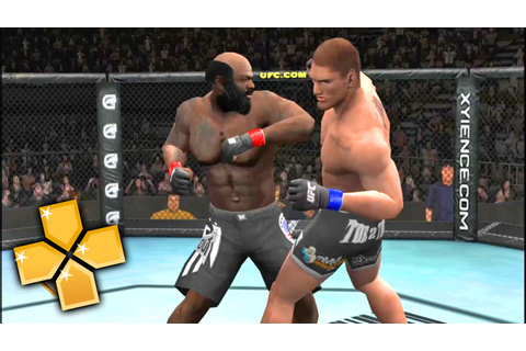 [130 MB] Download UFC Undisputed 2010 PPSSPP | High Graphics