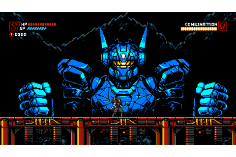 Shovel Knight's Yacht Club Games is Publishing Cyber Shadow