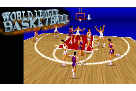 World League Basketball ... (SNES) 60fps - YouTube