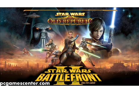 Star Wars The Old Republic PC Game Free DownloadPC Games ...
