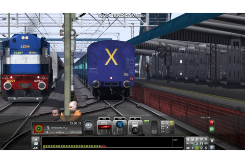 PC GAME Railworks train simulator 2017 Indian Addons AI ...