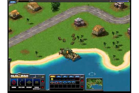 Real War: (Air-Land-Sea) 3D RTS PC Game. Sleeping Enemy ...