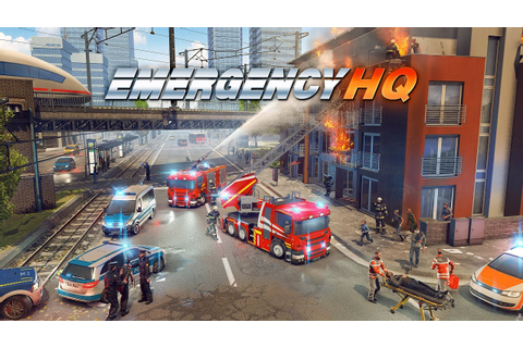 EMERGENCY HQ - the new free EMERGENCY mobile game! - YouTube