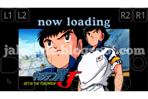 Game Captain Tsubasa PS1/PSX ISO Download - Jalo-Arie ...
