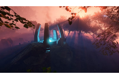 Aporia: Beyond the Valley - Official adventure puzzle game ...