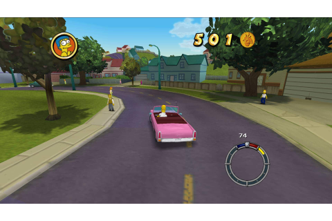 The Simpsons: Hit & Run Designer Shares Hopes for a Remake ...