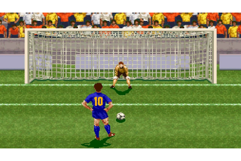 International Superstar Soccer SNES Gameplay 1080p - Retro ...