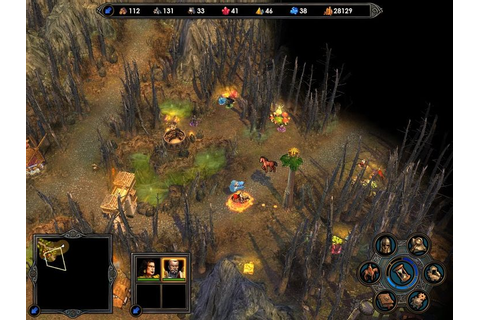Name: Heroes of Might and Magic 5. Type: Turn Based ...