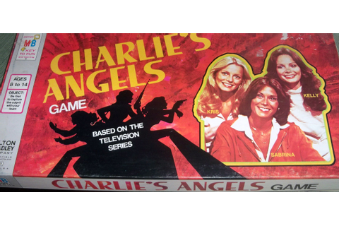 Spin Again Sunday: Charlie's Angels | Embarrassing Treasures
