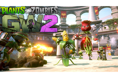 Plants Vs. Zombies Garden Warfare 2 - Not on Xbox 360 or ...