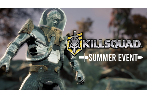 KILLSQUAD - Summer Event - YouTube