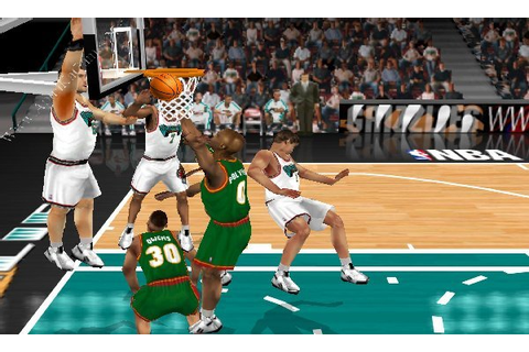 NBA Live 98 PC Game - Free Download Full Version