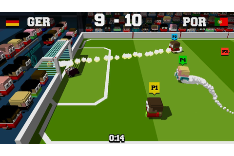 Soccer Slammers Review (Switch eShop) | Nintendo Life