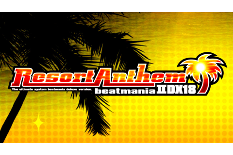 Mermaid girl - beatmania IIDX 18 Resort Anthem ...