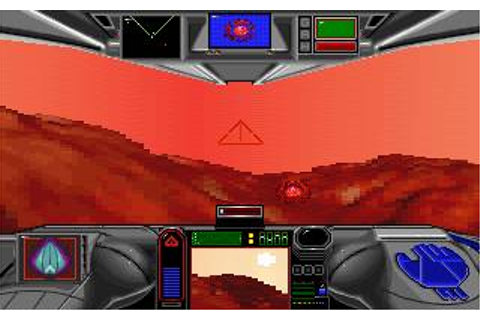 CyberRace Download (1993 Sports Game)