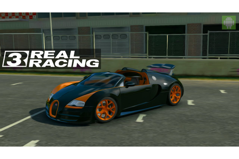 Gameplay - Real Racing 3 - YouTube