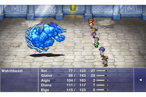 Final Fantasy Dimensions 2 Coming for Android and iOS ...