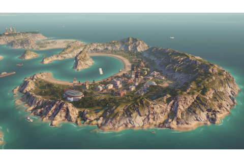 Tropico 6 on Steam