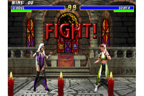 Mortal Kombat 3 (1996) - PC Review and Full Download | Old ...