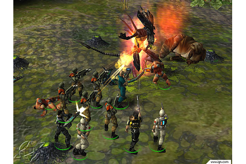 Download free software Aliens Vs Predator Extinction Pc ...