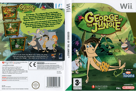 RGJP7U - George of the Jungle: Search for the Secret