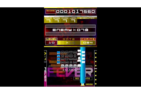Space Invaders Extreme (DS) - Executor (Stage 5B) Music ...