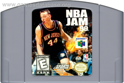 NBA Jam 99 - Nintendo N64 - Games Database