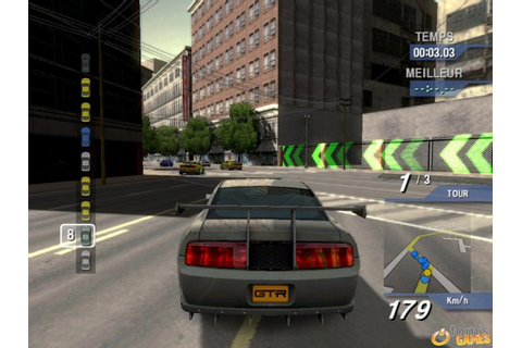 Ford Street Racing LA Duel PSP Game Free Download ~ Full ...