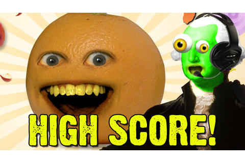 Annoying Orange Kitchen Carnage High Score! | ZGW Plays ...