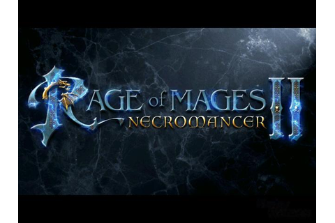 Rage of Mages 2: Necromancer Download (1999 Role playing Game)