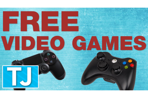 How to Get Any Video Game for Free - YouTube