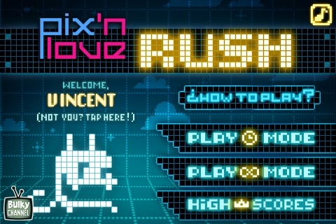 Pix'n Love Rush | 148Apps