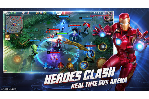 MARVEL Super War for Android - APK Download