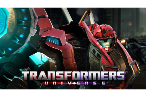 Transformers Universe Game Trailer 2014 - #TestYourMetal ...