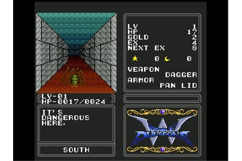 Double Dungeons (TG-16 / TurboGrafx-16) News, Reviews ...