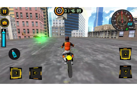 Bike Stunts Game - YouTube