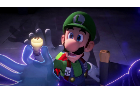 Luigi's Mansion 3 Gameplay & Boss ( Nintendo Treehouse E3 ...