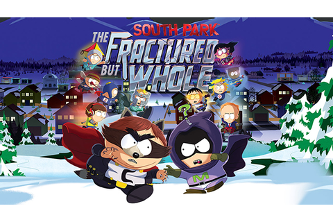 South Park: The Fractured But Whole Is a Better South Park ...