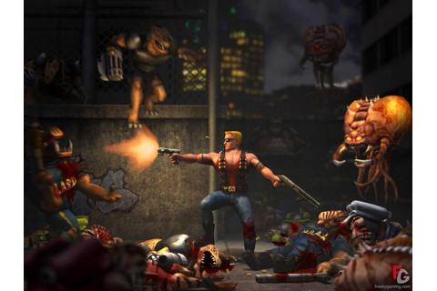 Duke Nukem 3D Download Free Full Game | Speed-New