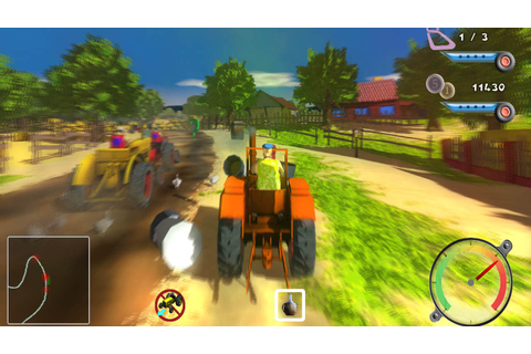 Download Redneck Racers Full PC Game