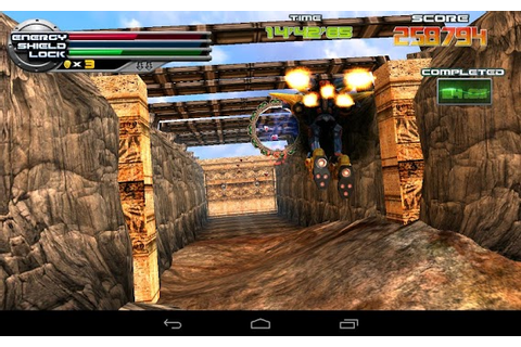 ExZeus 2 APK - Free Arcade Games for Android