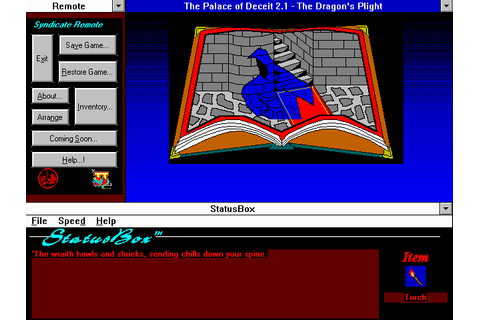 Download The Palace of Deceit: the Dragon's Plight ...