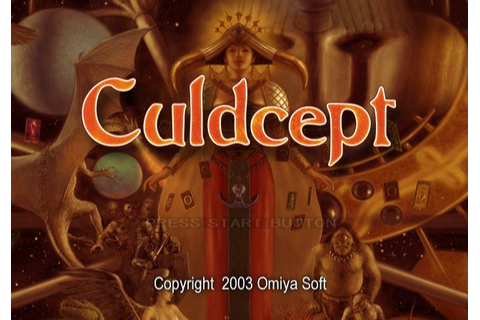 Culdcept (2002) by OmiyaSoft PS2 game