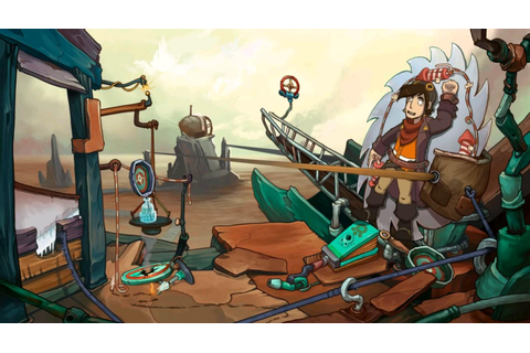 Chaos on Deponia Review - GameConnect