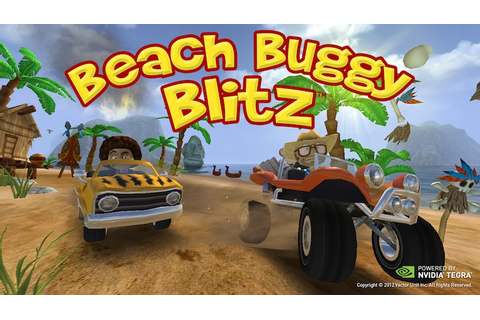 Beach Buggy Blitz Review