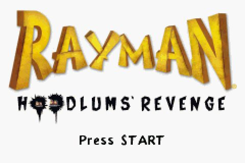 Rayman: Hoodlums' Revenge (Game Boy Advance)