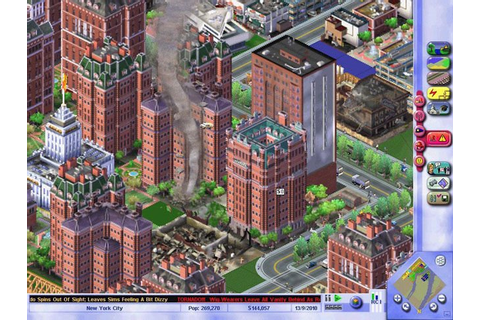 SimCity 3000 • The Register