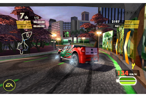 Need For Speed: NITRO (Wii) News, Reviews, Trailer ...