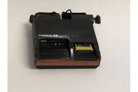 Fairchild Channel F Video Game Console Papercraft | kescha66