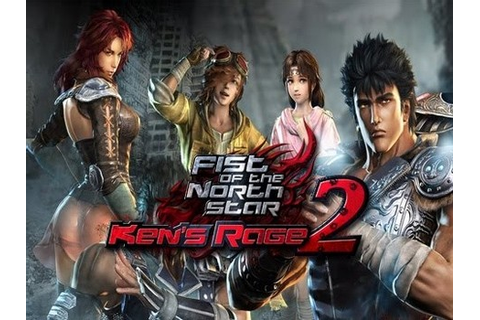 Fist of the North Star: Ken's Rage 2 (Video Game Review ...